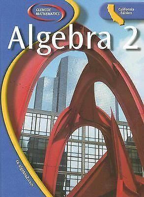Glencoe algebra 2 books ebay fandeluxe Image collections