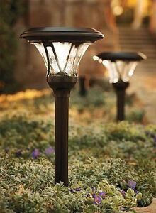 ISO Garden Solar Lights