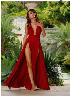 Formal dress - Red Catalina