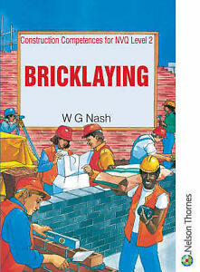 Construction Competences for Nvq Level 2: Bricklaying-ExLibrary
