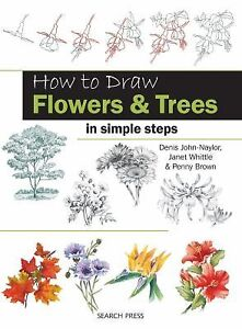How-to-Draw-Flowers-Trees-in-Simple-Steps-Brown-Penny-Whittle-Janet