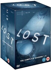 Lost: The Complete Seasons 1-5