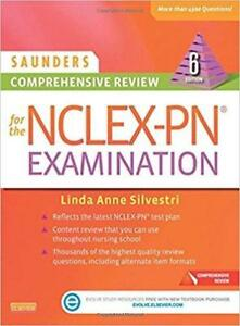 Saunders Comprehensive Review for the NCLEX-PN Examination 6th Edition