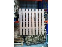 Industrial Heavy Duty Warehouse Pallet Racking Decking Fencing Boards For Sale