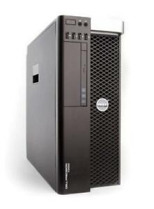 Tower WorkStation  HP Z400 , Z420 , Z600 ,  Z800 , Z820 , Dell T3500 ,T3600 , T3610 , T5600 , T7600 , Lenovo D30