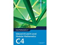 Pearson Mathematics A Level C3 and C4