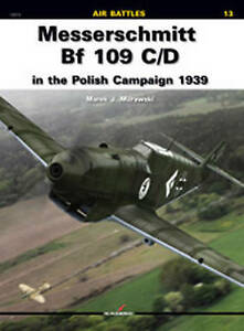 Air Battles 13 - Messerschmitt Bf-109 C/D in the Polish Campaign 1939., New, Mur