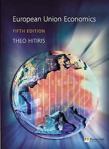 EUROPEAN-UNION-ECONOMICS-THEO-HITIRIS-Business-Studies-Economics-Undergradute