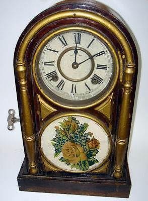Antique Japan Clock Ebay