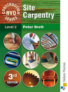 Site Carpentry (Construction Nvq)-ExLibrary