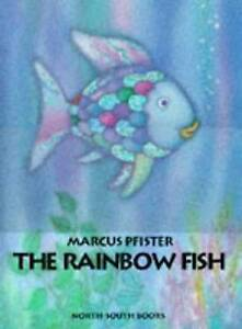 NEW Rainbow Fish Big Book by Marcus Pfister
