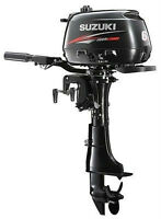 FOR SALE: 6hp 4 stroke Suzuki outboard