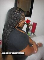 Prof Weave-Box Braids n twist fast neat 50$ 438-998-4360