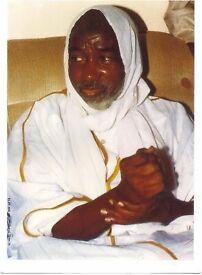 Professor Sheikh Anta - Spiritual Healer & Clairvoyant, Love & Relatio