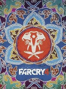 FAR CRY 4 COLLECTOR'S EDITION: PRIMA OFFICIAL GAME GUIDE : AU4 : HBL 638 : NEW