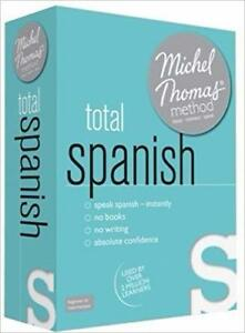 Total Spanish with the Michel Thomas Method Unabridged Edition