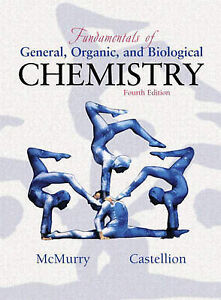Fundamentals of General Organic and Biological Chemistry Acceptable Castellio - <span itemprop=availableAtOrFrom>Bilston, United Kingdom</span> - Returns accepted Most purchases from business sellers are protected by the Consumer Contract Regulations 2013 which give you the right to cancel the purchase within 14 days after the day  - Bilston, United Kingdom