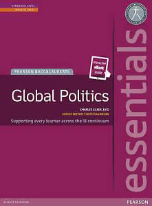 Murphy, Robert-Pearson Baccalaureate Essentials: Global Politics Print  BOOK NEW