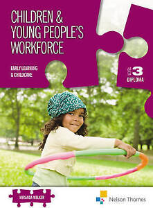 Level 3 Diploma for the Children and Young Peoples Workforce, Very Good Conditio