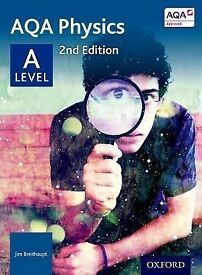AQA Physics A Level Student Book (2nd Edition)
