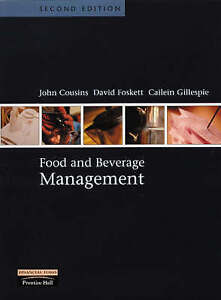 Food & Beverage Management