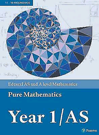 Wanted AS and A level Year 1Maths Edexcel Student Book