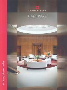 Eltham Palace (English Heritage Red Guides), Michael Turner, Very Good Book