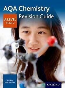 AQA A Level Chemistry Year 2 Revision Guide: Year 2 by Emma Poole (Paperback,...