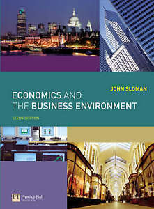 Economics and the Business Environment-ExLibrary