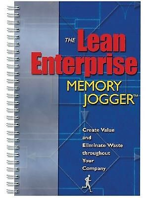 The Lean Enterprise Memory Jogger by MacInnes, Richard L.