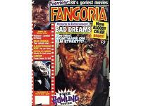 Fangoria Magazine - Issue No. 72