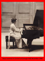 PIano Lessons with New York Concert Pianist