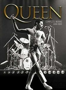 Queen-Complete-Works-by-Georg-Purvis-2012-Paperback