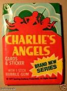 Charlies Angels Trading Cards