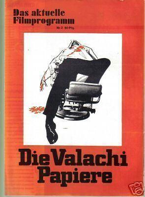 amm Nr.  2 Die Valachi Papiere (Programm Papier)
