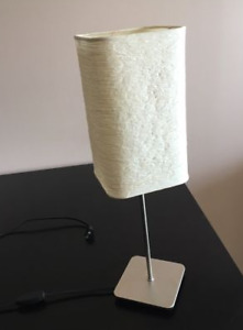 Ikea Rice Paper Table Lamp