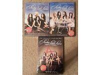 Pretty little liars dvds