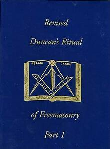 Duncan039s Ritual of Freemasonry Part 2 by Malcolm Duncan Paperback - Norwich, United Kingdom - Duncan039s Ritual of Freemasonry Part 2 by Malcolm Duncan Paperback - Norwich, United Kingdom