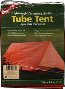 Brand new Coghlans Tube Tent For 2 Persons