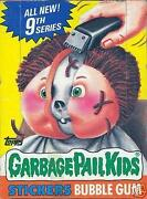 Garbage Pail Kids Series 9 Box