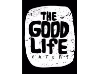 PASSIONATE HEAD CHEF WANTED AT THE GOOD LIFE EATERY