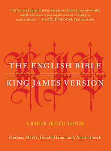 The English Bible, King James Version – The Old Testament and The New Test