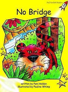 No Bridge By Holden, Pam -Paperback