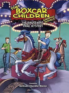 The Amusement Park Mystery by Warner, Gertrude Chandler 9780807503218 -Paperback