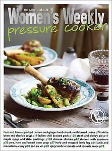Pressure Cooker, Australian Women's Weekly, TRIPLE TESTED WOMENS COOKBOOK