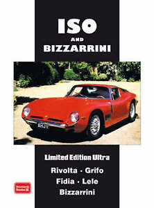 ISA and Bizzarrini Limited Edition Ultra, R. M. Clarke