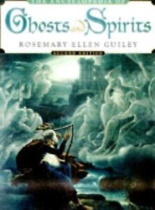 The Encyclopedia of Ghosts and Spirits-ExLibrary