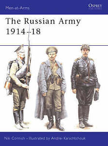 The-Russian-Army-1914-18-by-Nikolas-Cornish-Paperback-2001