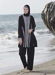 Muslimah Swimsuit Swimwear Burqini Burkini Burquini Bathing suit