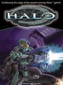 Halo by Eric S. Nylund, William C. Dietz (CD-Audio, 2008)